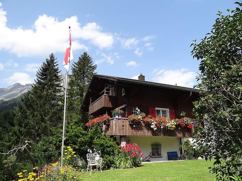 Chalet Spannortblick, vacation rental in Engelberg