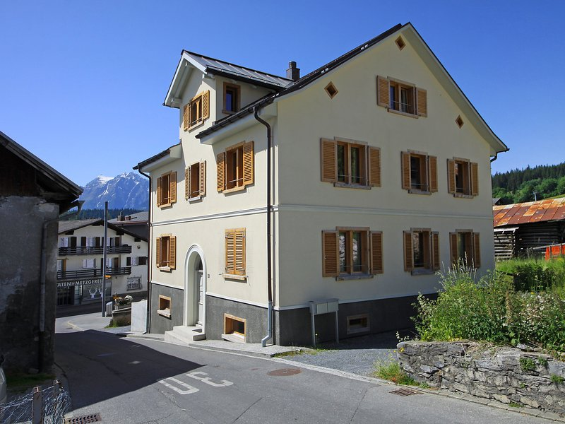 Vitg Grond A2, vakantiewoning in Flims
