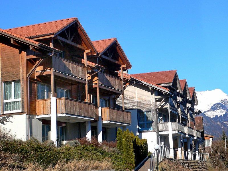 Seematte, Haus 18, vakantiewoning in Schangnau