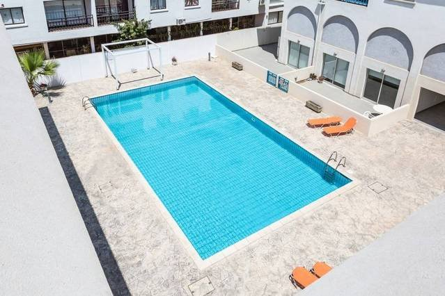 Large Studio Apartment located in Central Ayia Napa (116), holiday rental in Ayia Napa