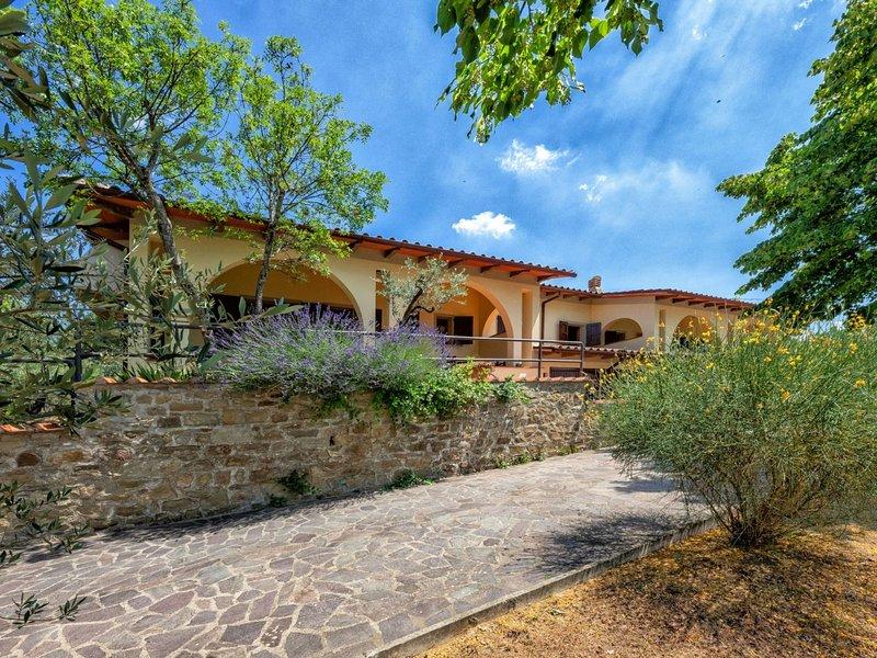 Querceto, holiday rental in Caspri