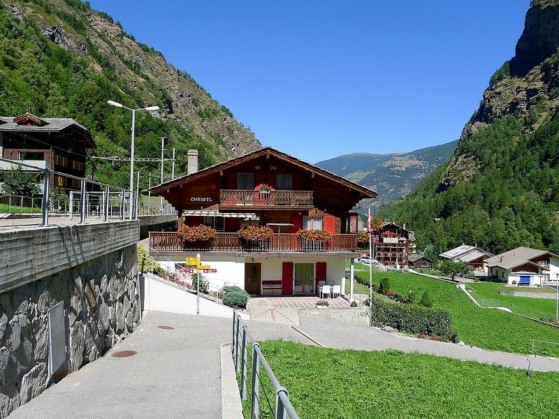 Christl, location de vacances à Eischoll