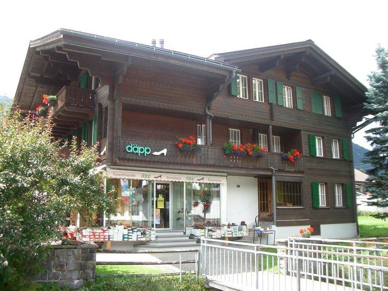 Däpp # 2, vacation rental in Lenk im Simmental