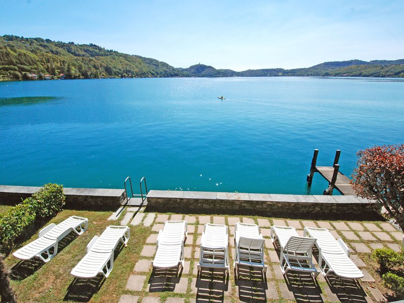 Casa sul lago, vakantiewoning in San Maurizio d'Opaglio