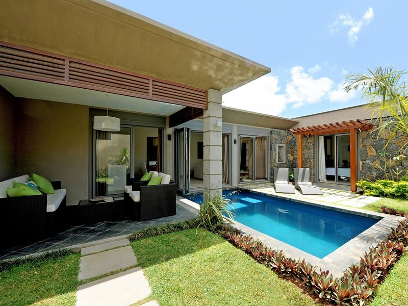 Athena Villas, location de vacances à Cap Malheureux