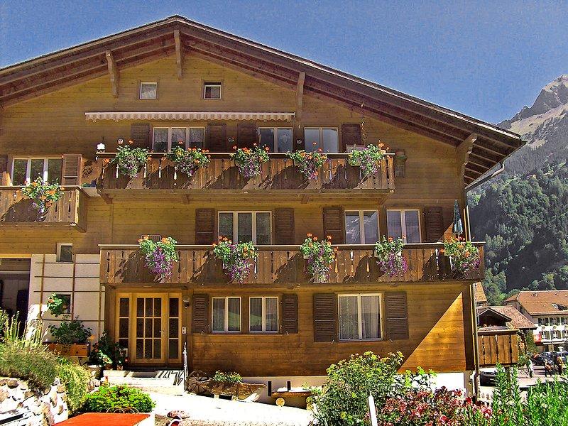 Bärli, holiday rental in Lauterbrunnen