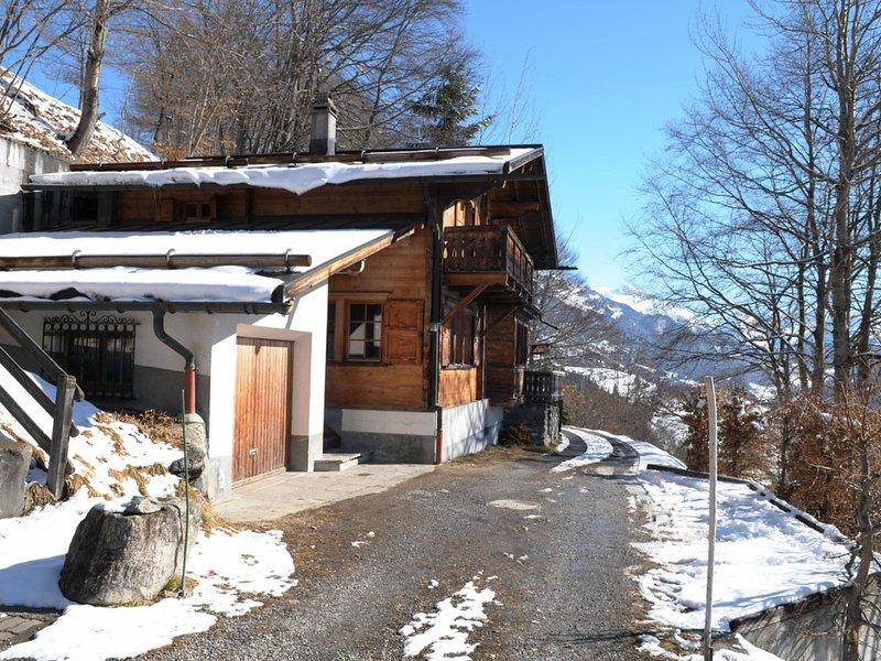 Chalet Fuchshalde, holiday rental in Gruesch
