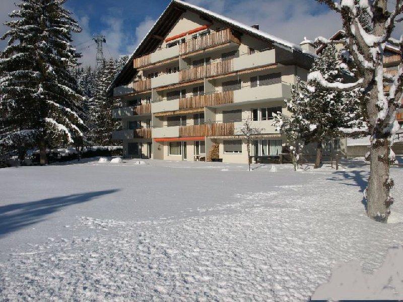 Val Signina Haus 7 Apt. 4, vacation rental in Laax