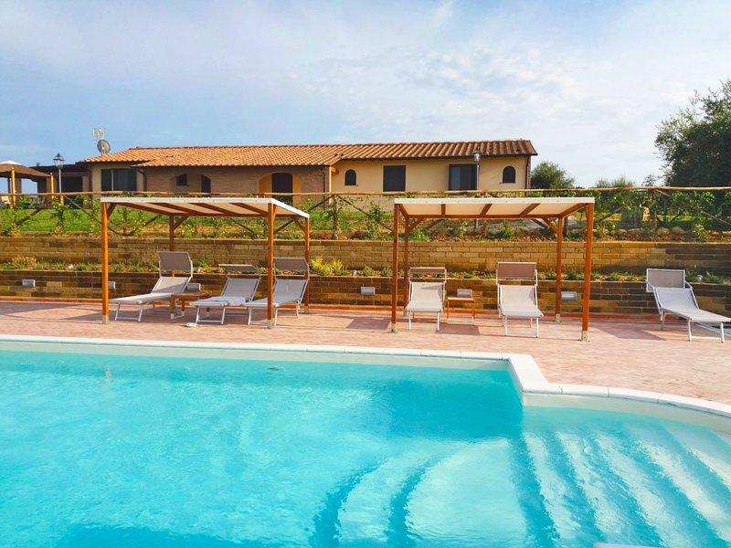 Il Prato, holiday rental in Cenaia