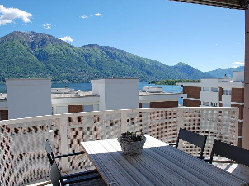 Residenza Canto Sereno, holiday rental in Brione sopra Minusio