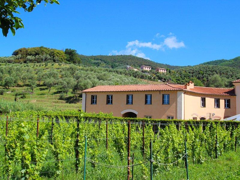 Rosetta, location de vacances à Casarza Ligure