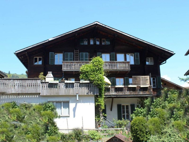 Gerberhaus, holiday rental in Zweisimmen