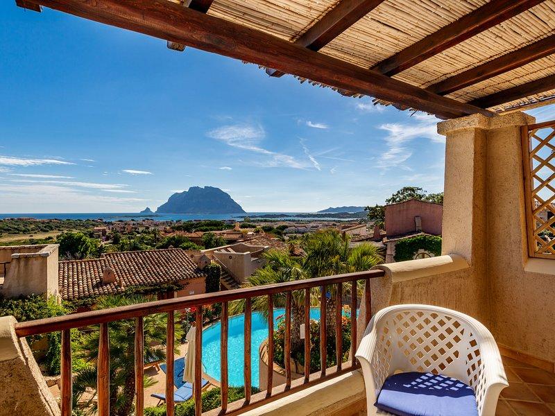 Corbezzolo 9 - Vista Village, holiday rental in Porto Rafael