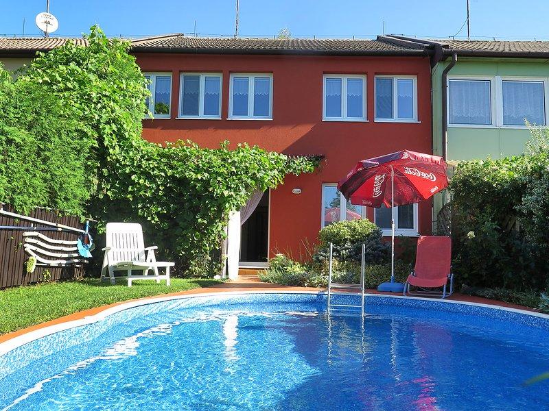 Olešná, vacation rental in Bechyne