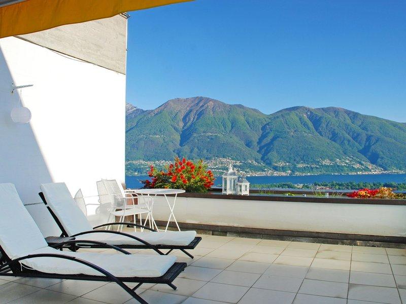 Residenza Solemonte, location de vacances à Avegno Gordevio
