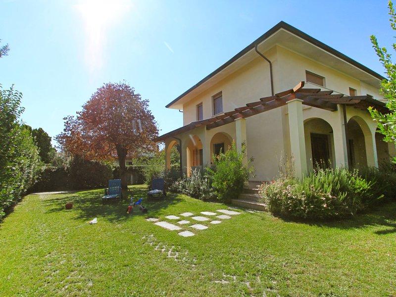 Villa Gino, location de vacances à Forte Dei Marmi