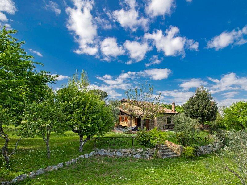 Podere il Campo, holiday rental in Scrofiano