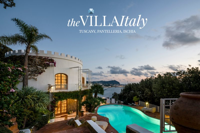 Torre dell'Aquila Ischia: Quite Simply The Finest Villa On The Island, holiday rental in Forio