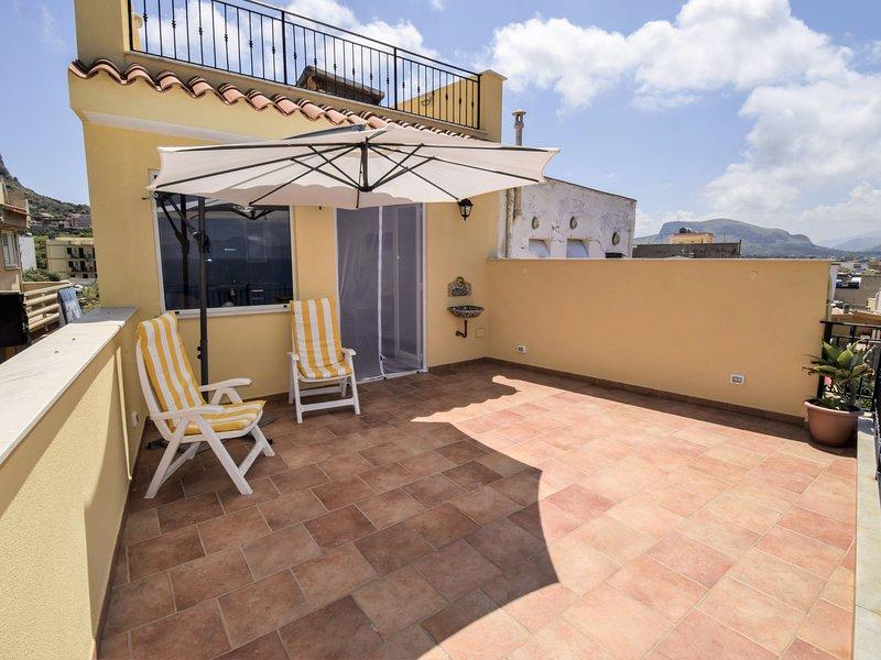 Costa d'Oriente, holiday rental in Ficarazzi