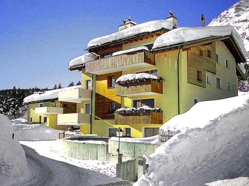 Pra d'Sura (Utoring), vacation rental in Cresta