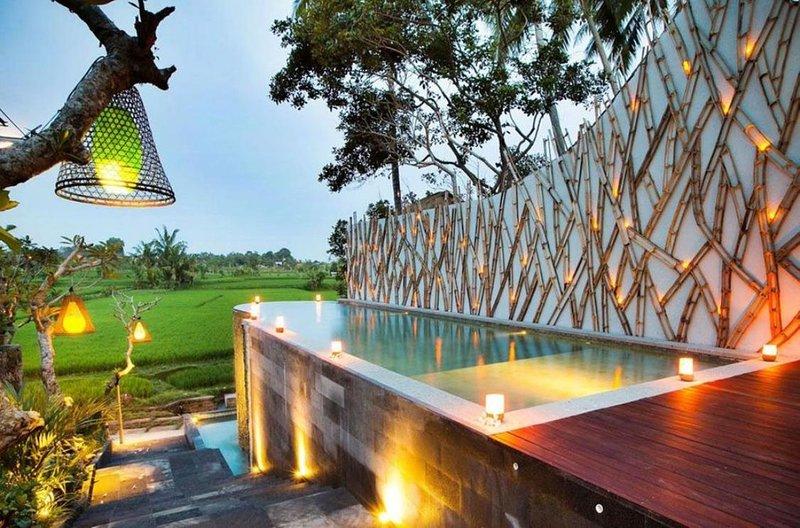 Private Paddy Villa 2 Adult + Private Pool, casa vacanza a Sangeh