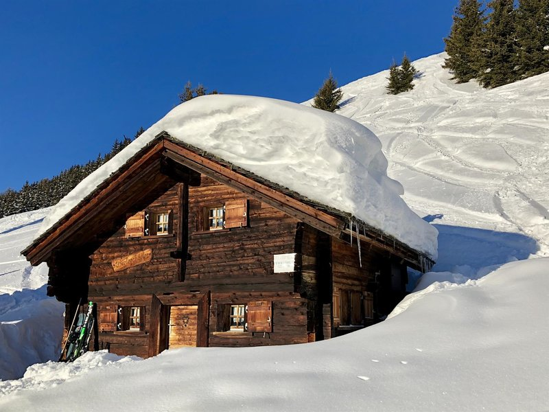 Alphütte Bielerchäller, holiday rental in Munster