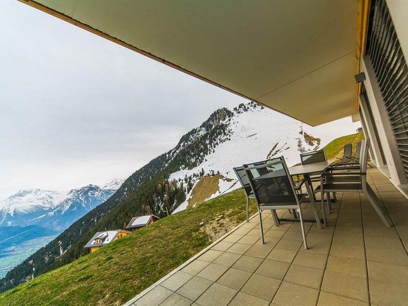 Apartmenthaus Riederhoru A EG, holiday rental in Blatten bei Naters