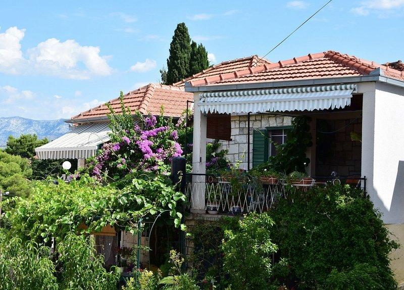 Kat A1(7) - Splitska, vacation rental in Brac Island