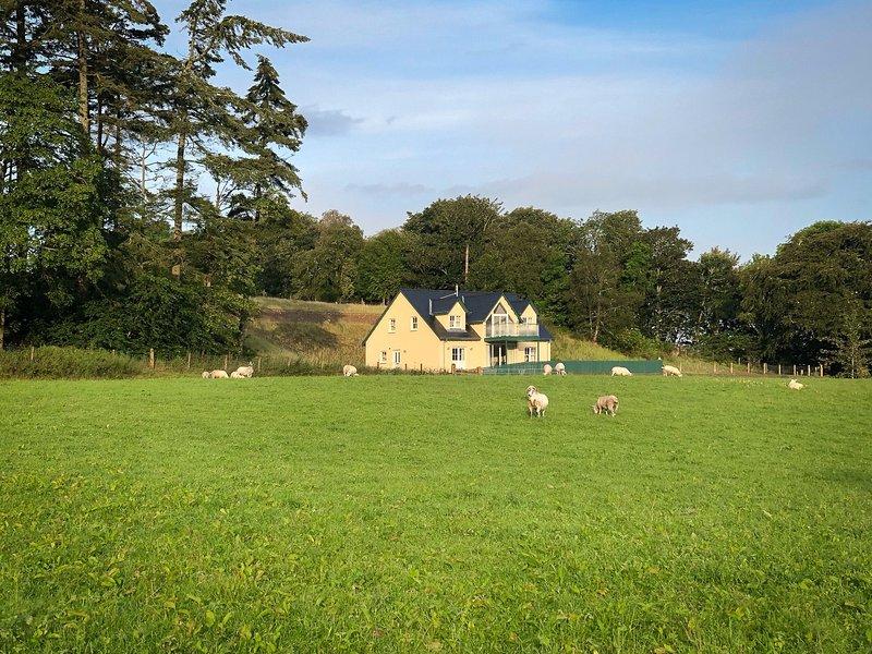 Kilchuimen House - Kilchuimen House, holiday rental in Invermoriston