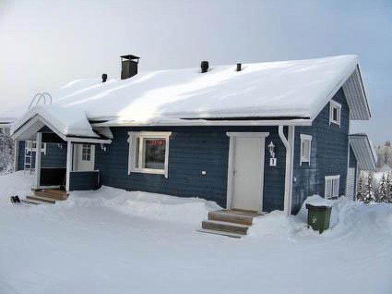 Rukan seitakallio 1, siula, holiday rental in Rukajarvi