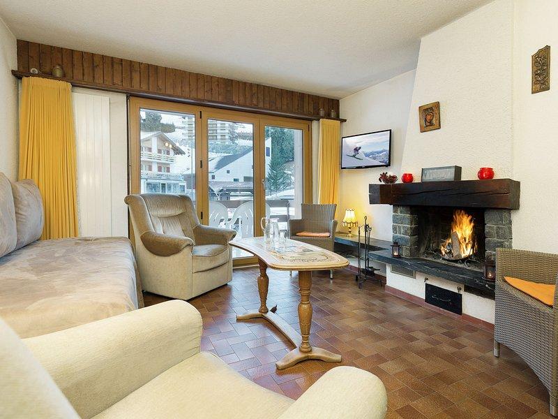 Tzoum'Azur 7, holiday rental in Riddes
