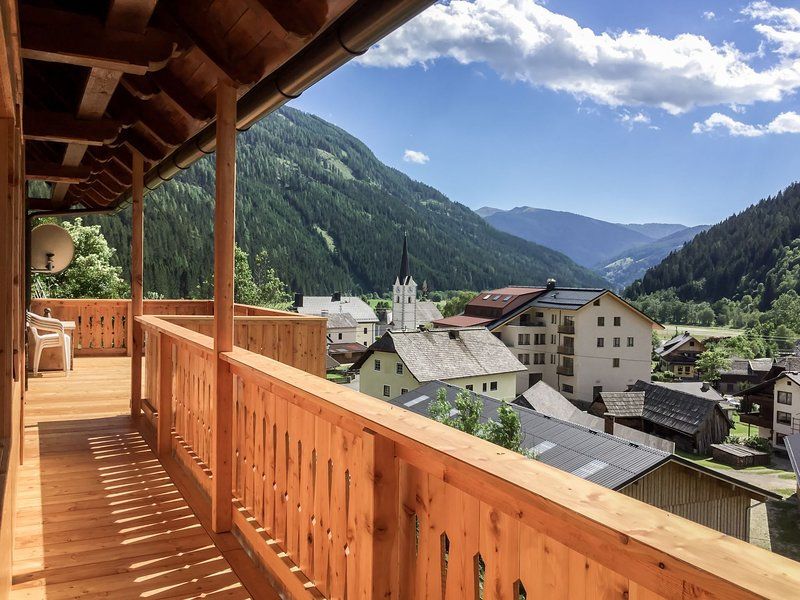 Felsenhütte, holiday rental in Sirnitz-Sonnseite