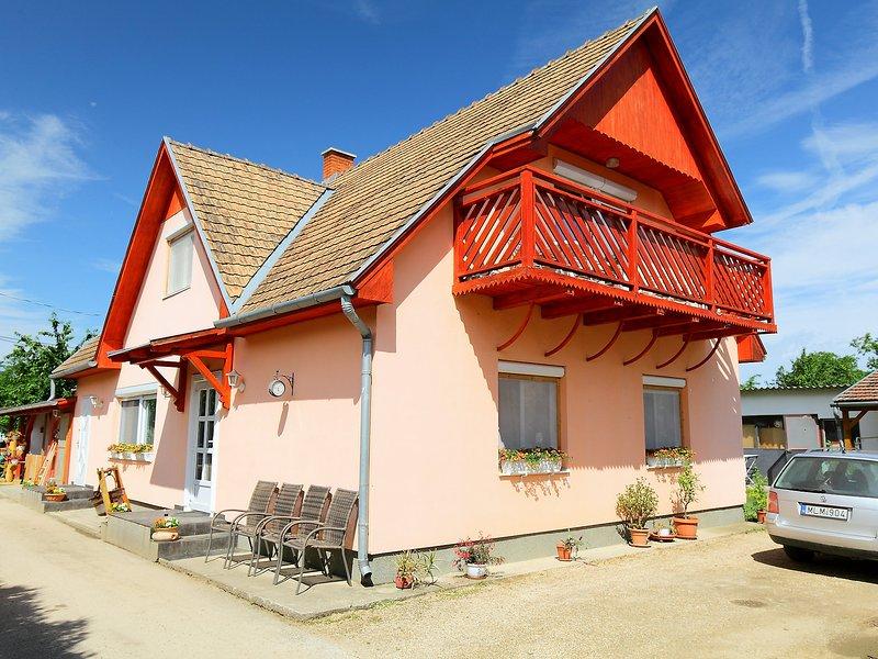 Balaton A2021, holiday rental in Balatonszemes
