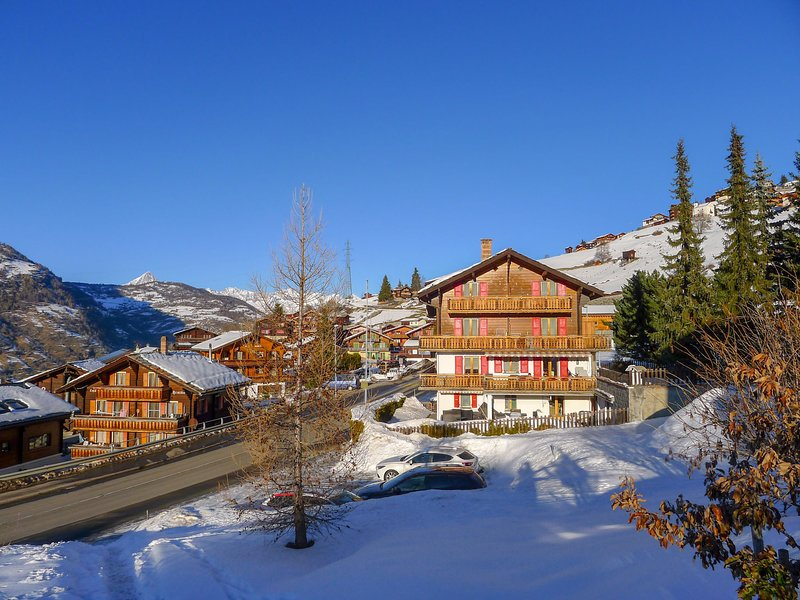 Bergfink, location de vacances à Eischoll