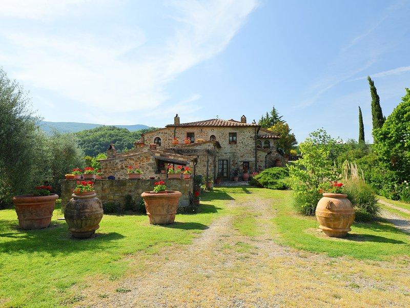 Poggio Velluto, casa vacanza a Montenero d'Orcia