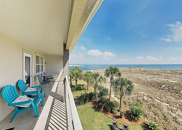 SUMMER BREEZE 35 - GULF FRONT, POOL, AND BARBECUE, alquiler de vacaciones en Orange Beach
