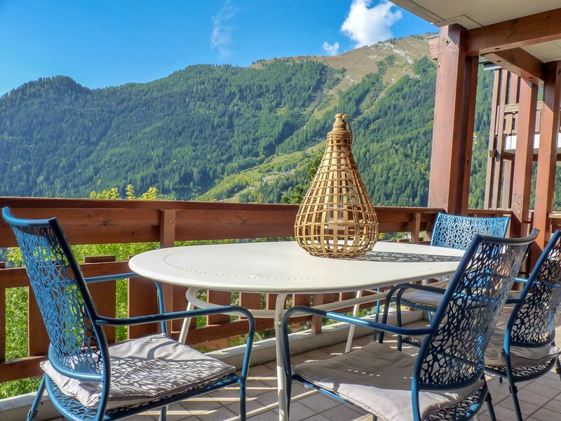 Eaux Vives 101, holiday rental in Saillon