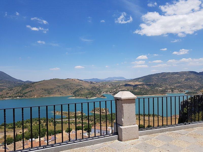 Vivienda Rural Entre Vistas, location de vacances à Zahara de la Sierra