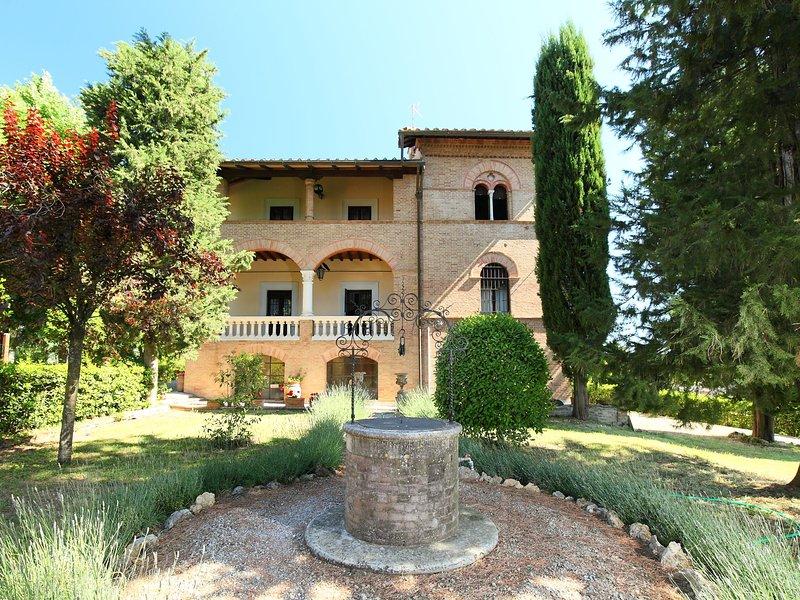 Loggia del Poggiolo, vacation rental in San Rocco a Pilli