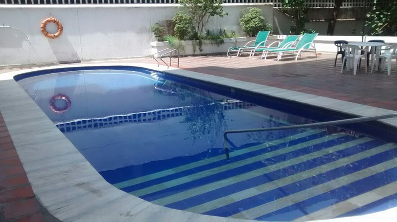 3at11 Apartamento En Cartagena Frente Al Mar Con Aire Acondicionado Y Wifi, location de vacances à Isla Grande