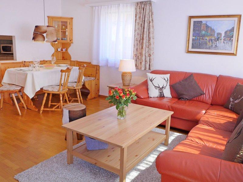 Chesa Sur Val 22, vacation rental in St. Moritz