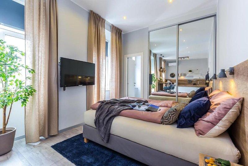 Number 1 Deluxe Apartments - Deluxe Studio 3, location de vacances à Rijeka