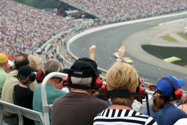 When in the area, make sure to check out the Charlotte Motor Speedway in Concord. Excitement awaits!