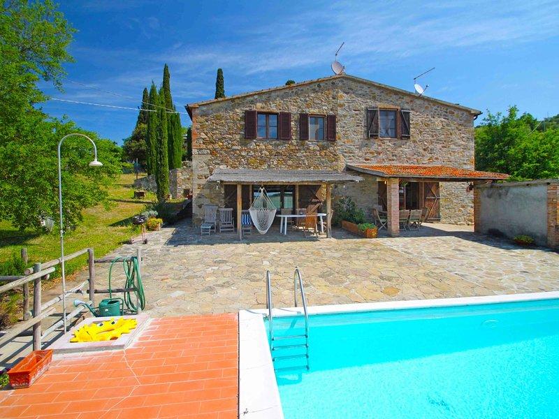 La Casetta, holiday rental in Arcille