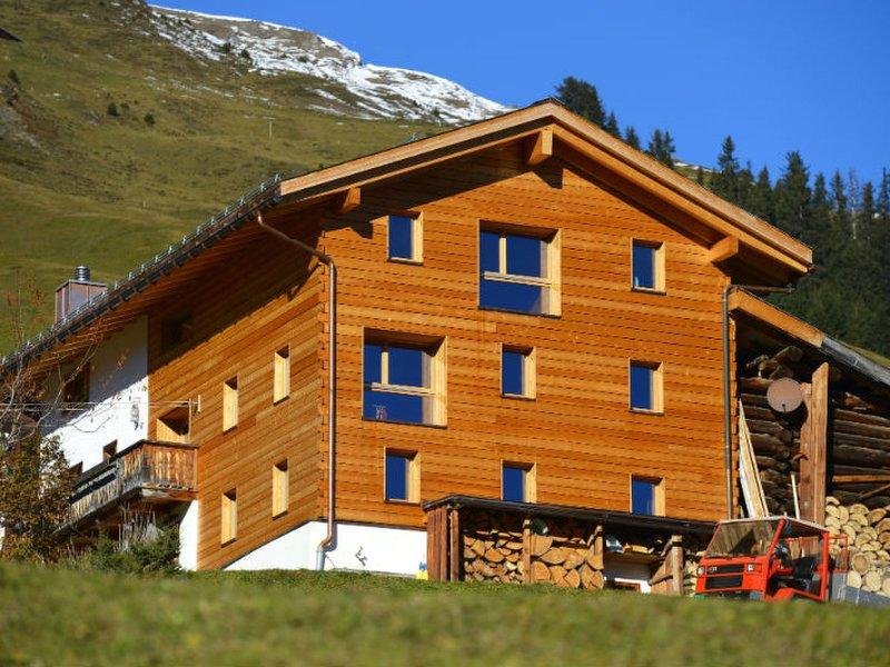 Ferienwohnung BioBuchli, casa vacanza a Vals