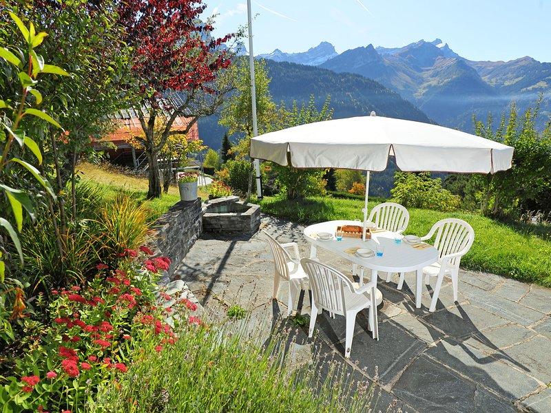Zan-Fleuron, location de vacances à Alpe des Chaux