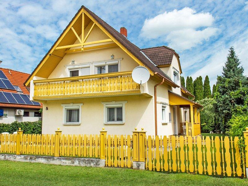 Balaton H467, casa vacanza a Vonyarcvashegy