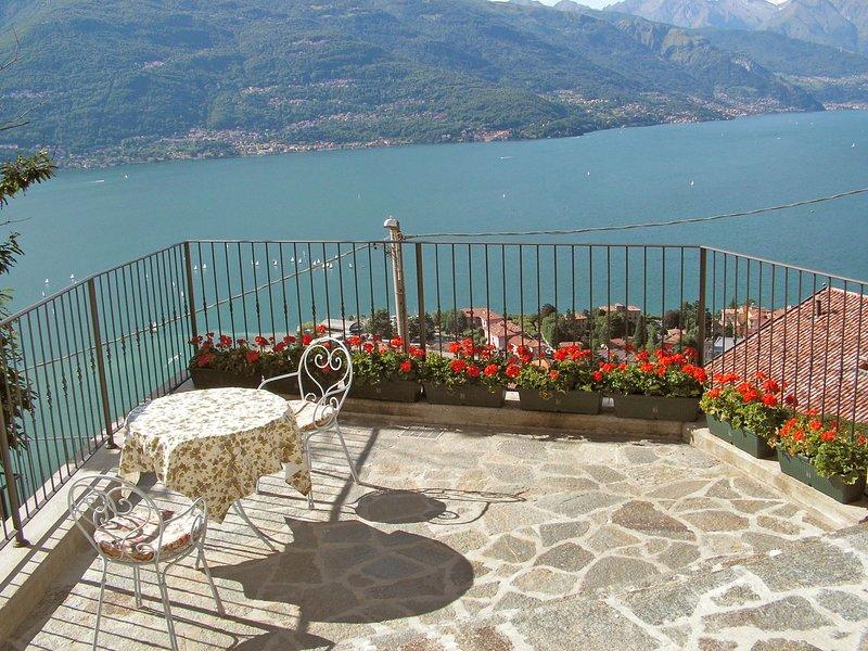 Belvedere, holiday rental in Bellano