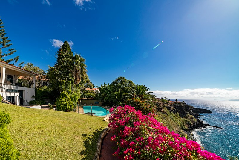 Villa Albatroz, holiday rental in Canico