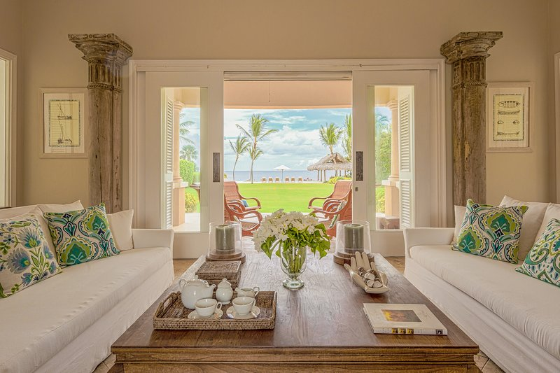 Oasis on the Ocean, Villa, Punta Cana Marina, location de vacances à Punta Cana